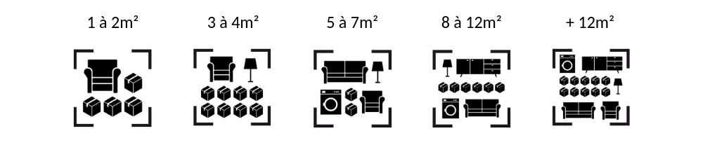 garde meuble nord tarif