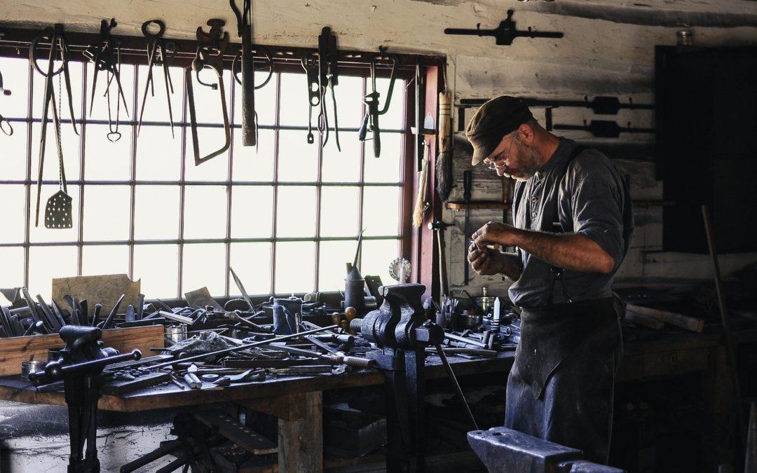 box stockage artisan